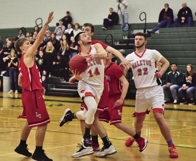 Shuemaker leads Tigers' offense in states