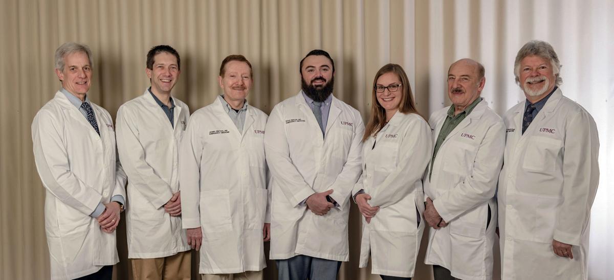 UPMC Cole introduces emergency medicine physicians   Potter