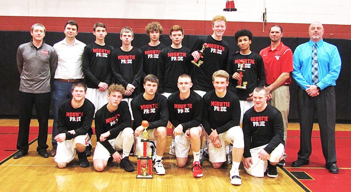 NP-Liberty basketball team