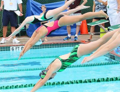 Wellsboro summer swim