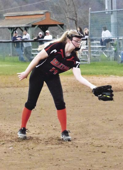 Schott catches ball