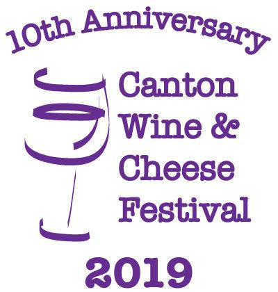 Canton wine and cheese logo