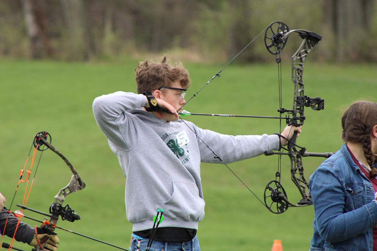 Liberty teen qualifies for national archery competition