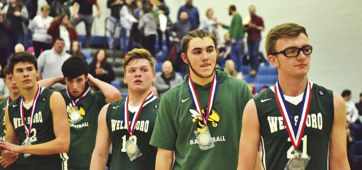 Hornets place second, looking toward states