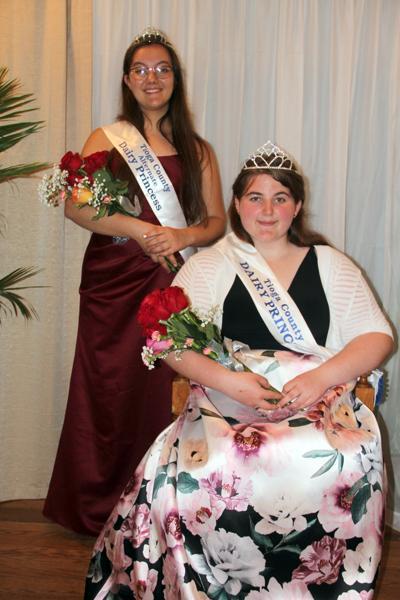 2019 Dairy Princess crowned