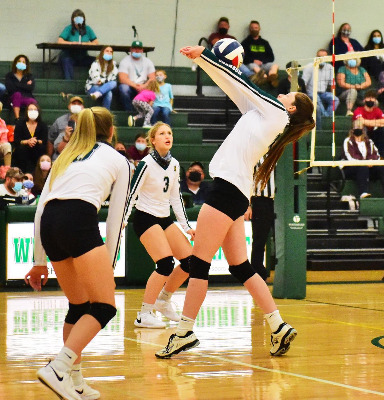 Wellsboro volleyball