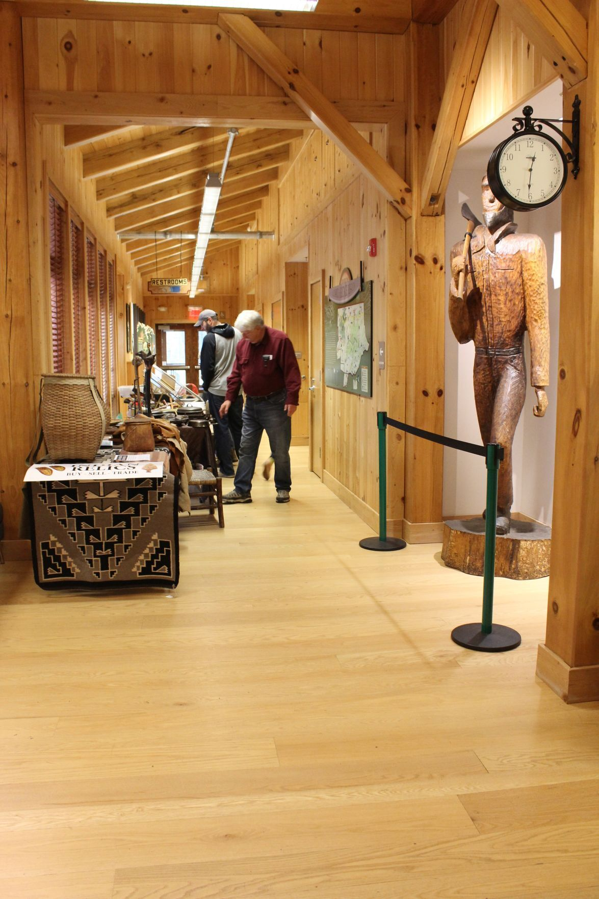 Fall Antique Show and Sawmill Run held
