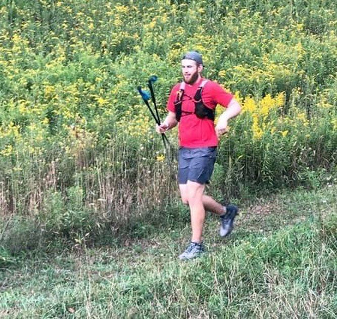 Fastest known time recorded on Susquehannock Trail