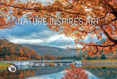 Artisan Trail Postcard (front)