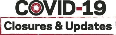 Coronavirus closures and updates