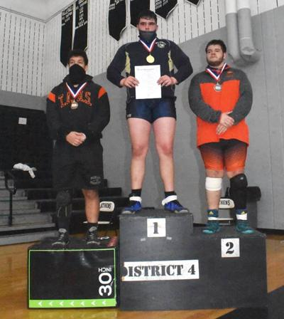 Sottolano wins Sectionals