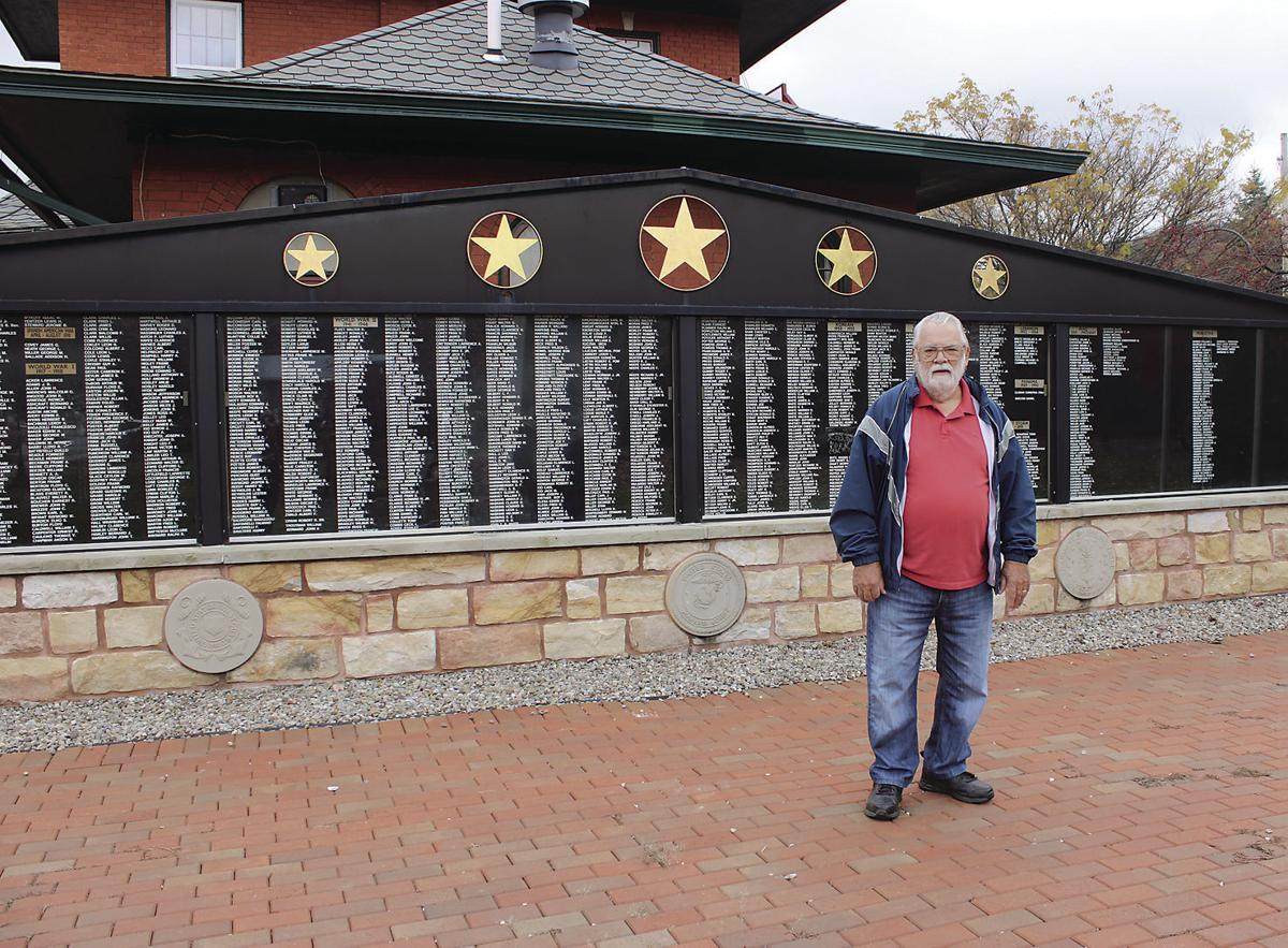 Veterans Wall of Honor