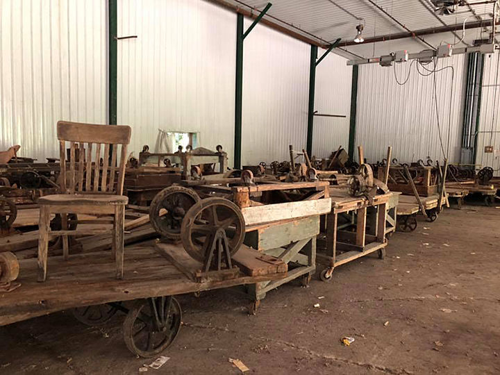 Tannery Carts