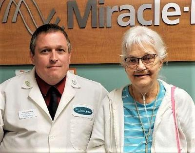 Miracle-Ear Foundation provides hearing aids