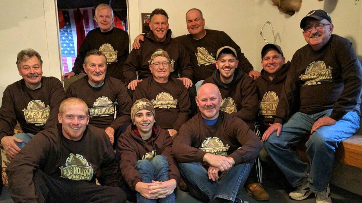 Hunting camp members share tradition, outdoors, camaraderie