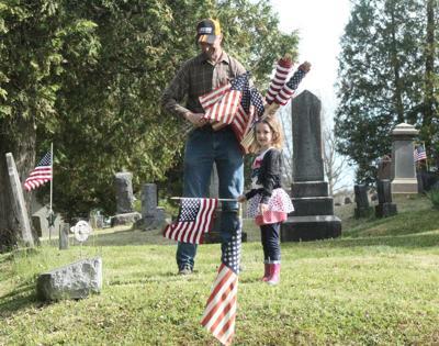 Wellsboro community honors veterans for Memorial Day