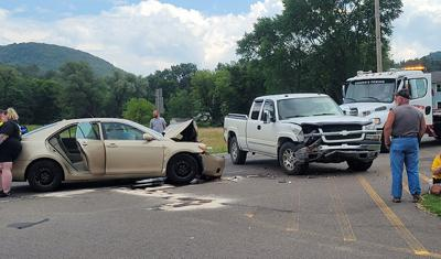 Middlebury crash