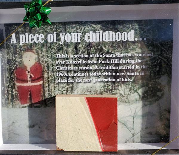 Knoxville Santa box
