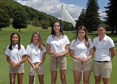 Coudersport Girls Golf, Fall 2019