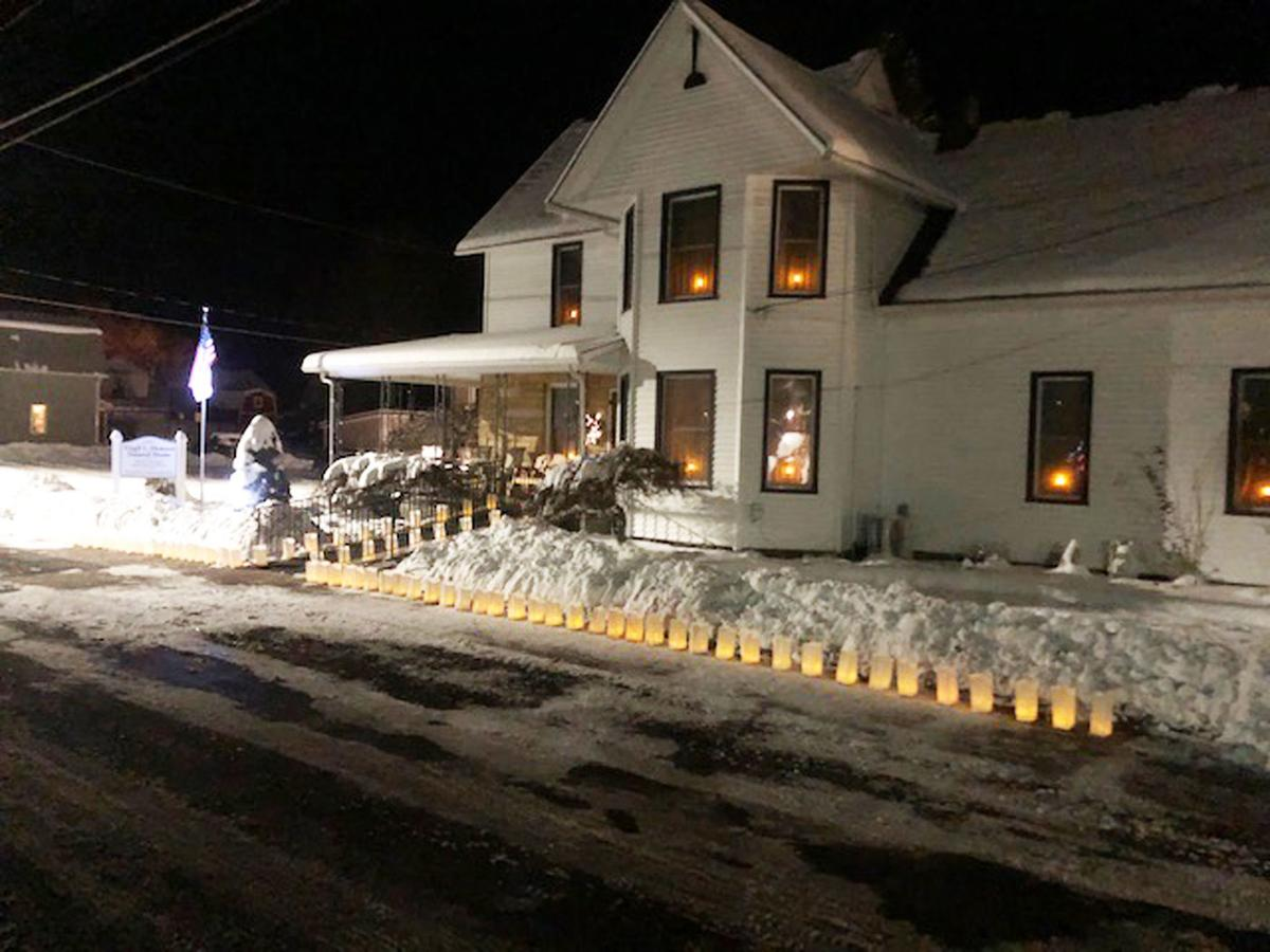 14th Candlelight Remembrance service held by Dusenbury family