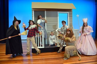 'Wizard of Oz' opens Friday