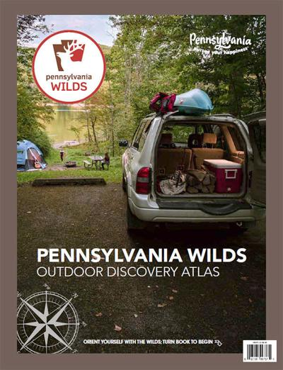 PA Wilds' Discovery Atlas