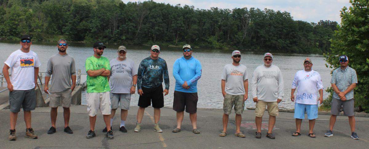 Tackle Shack hosts three-day tournament at three lakes