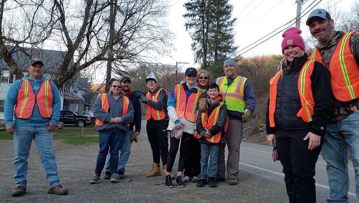 Community group takes pride in hometown
