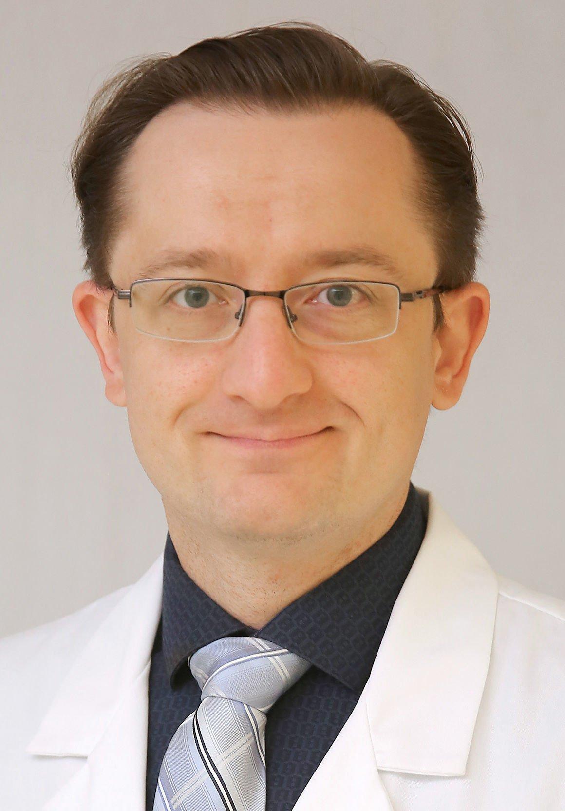 Dr. Mark Molkckovsky joins Lawrenceville Health Center