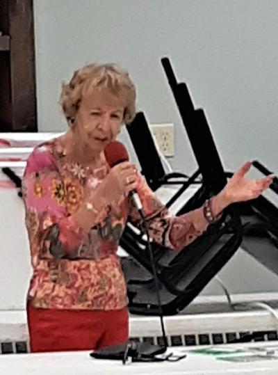 Elkland Senior Center meets