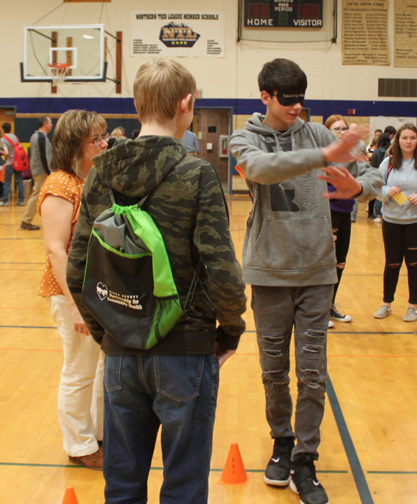 Southern Tioga high school students attend safe teen driver event