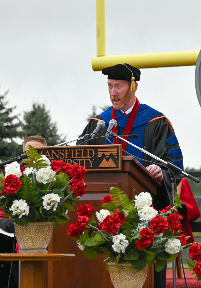 Mansfield holds 155th commencement for spring, summer grads