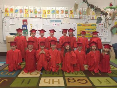 AHS Class of 2032 graduates