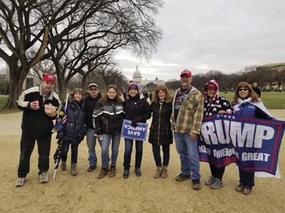 Potter County at Trump Rally
