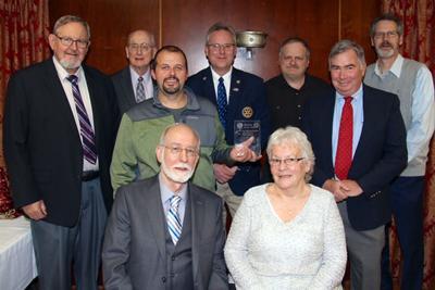 Rotary is awarded