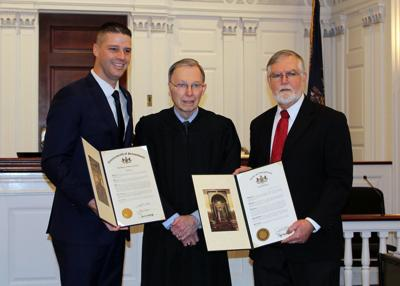 Judge Carlson is recognized