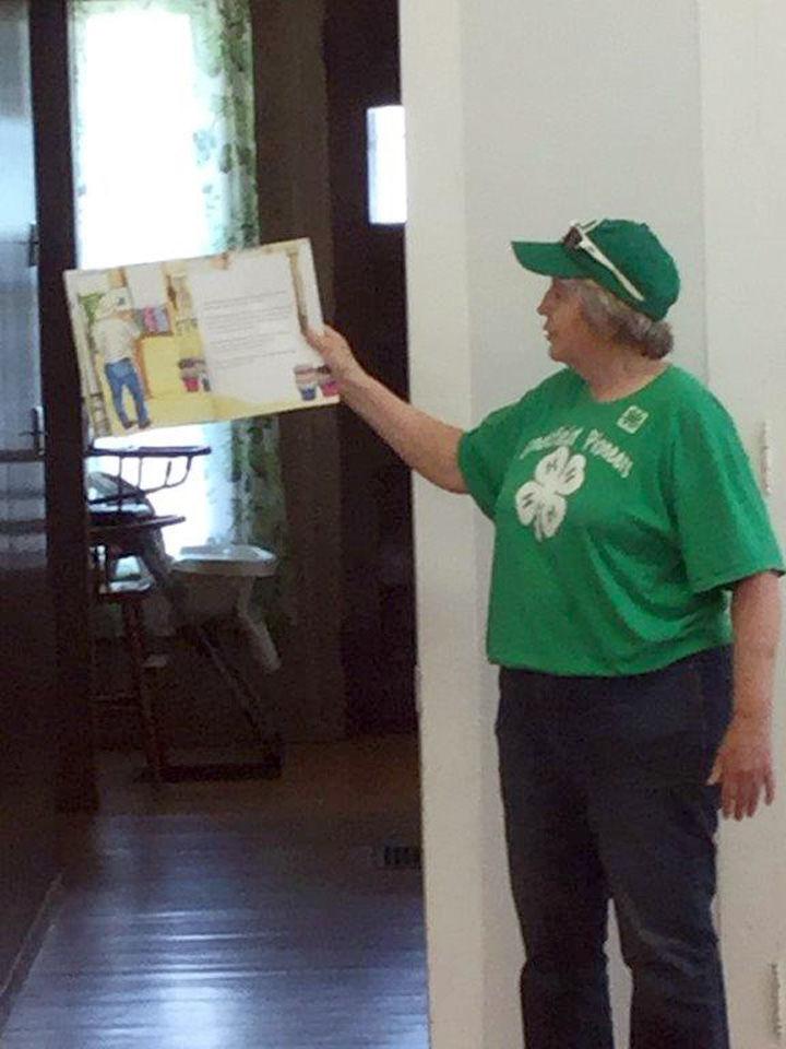 Westfield Public Library guest reader