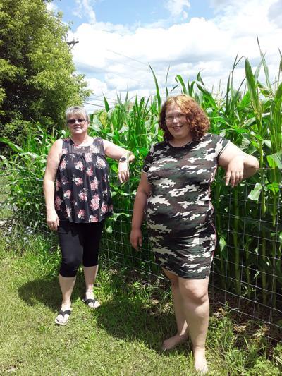 Homless shelter plants garden