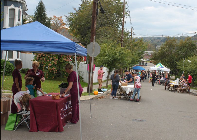 First LUMA on the street attracts vendors