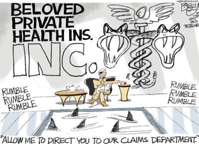 Editorial Cartoon, Feb. 6, 2020