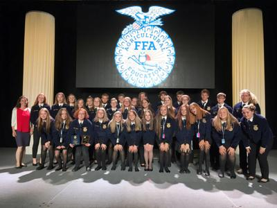 ced551bf829a Grand Canyon FFA wins first in forestry | News | tiogapublishing.com
