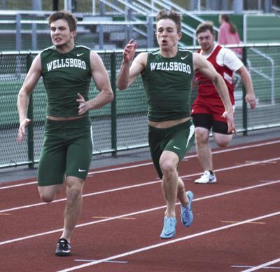 Brett Rudy seeded 11th in 100 meter dash