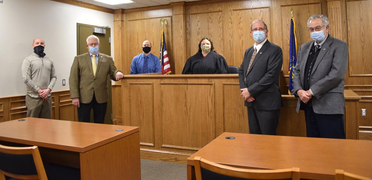 New district court office opens