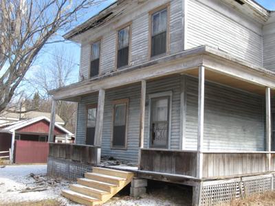 Addressing blighted properties