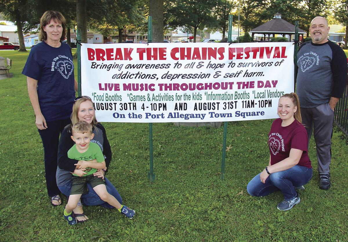 Break The Chains Fest to return to town square