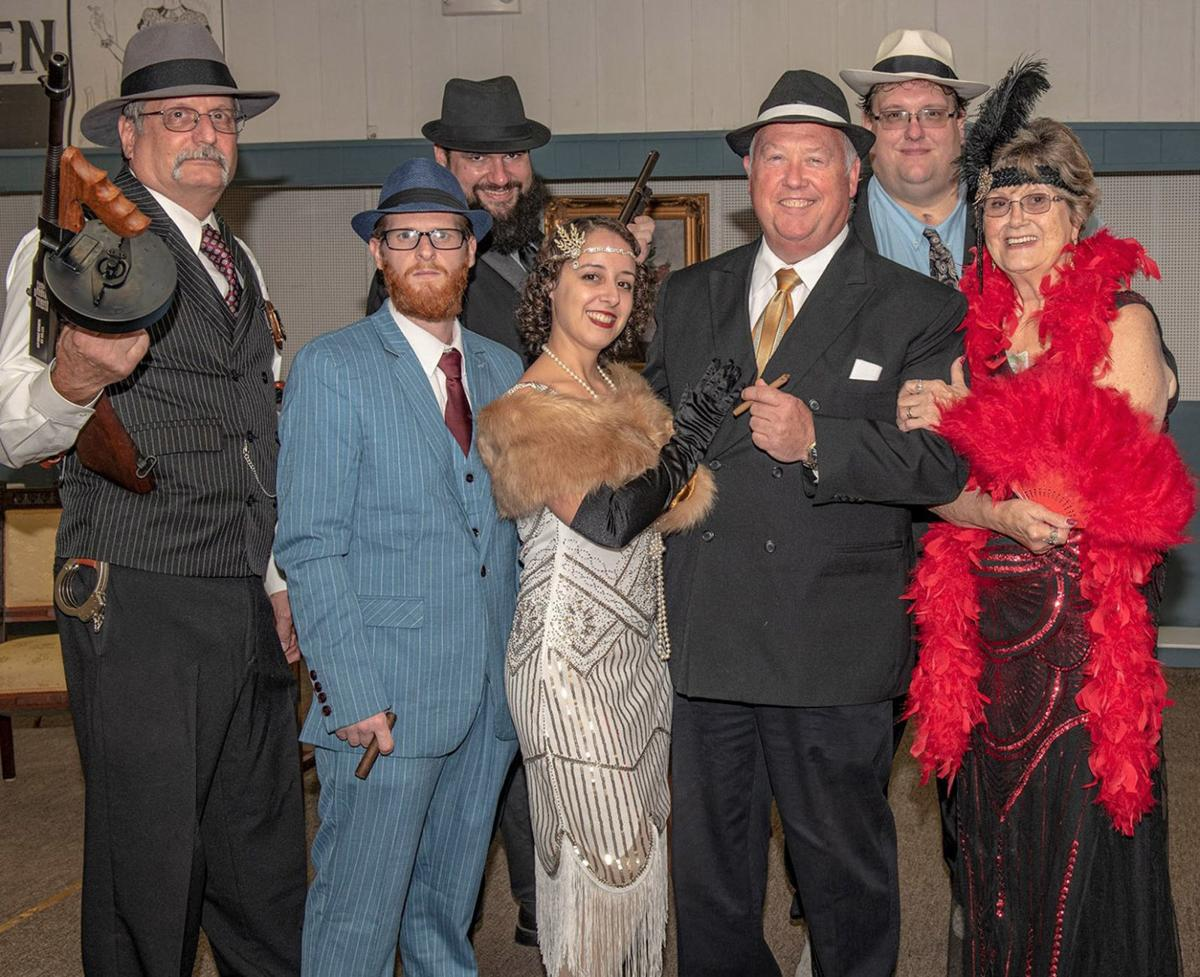 Characters of Eliot Ness Fest