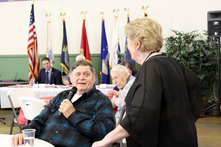 Agency on Aging honors vets