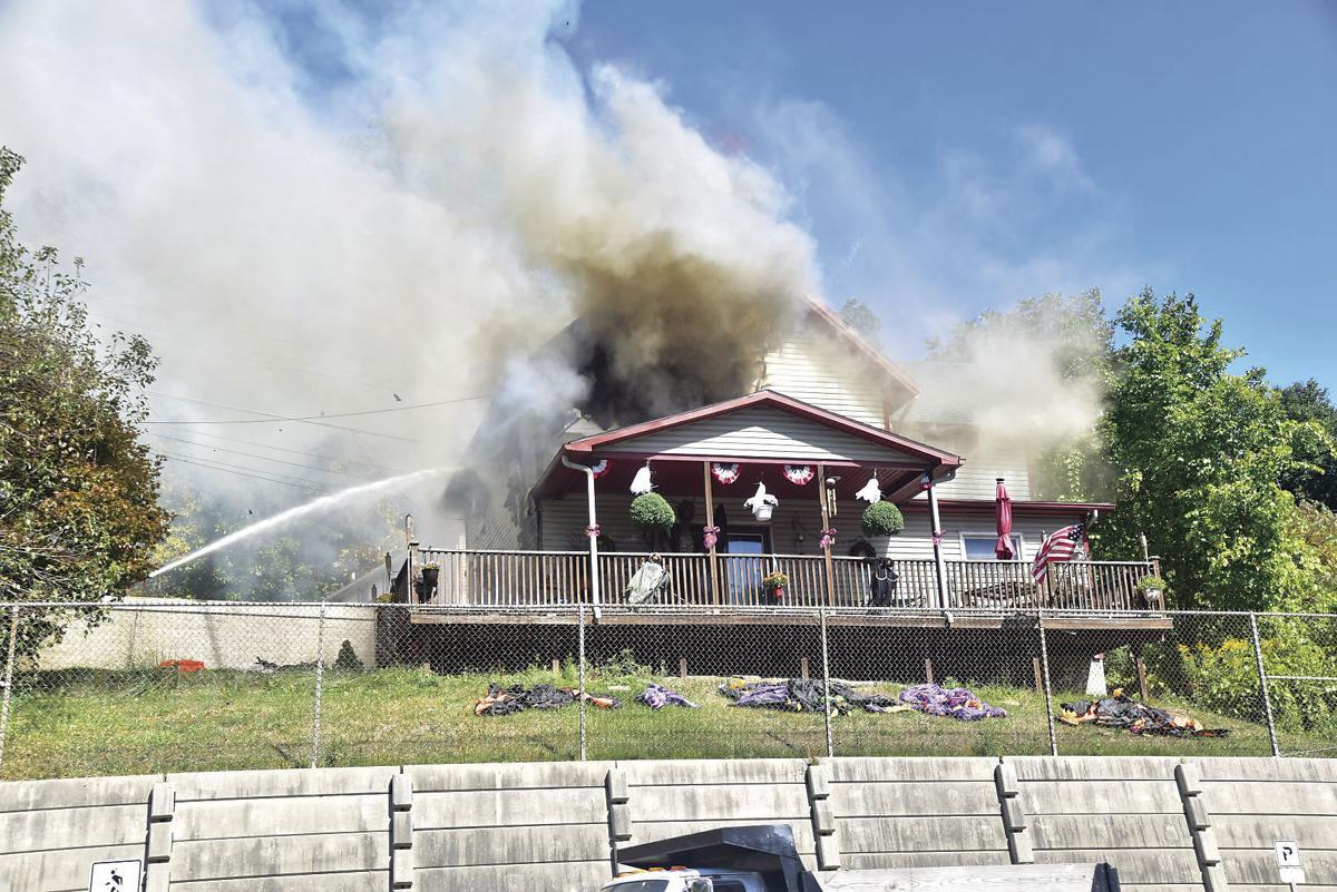 Galeton Fire