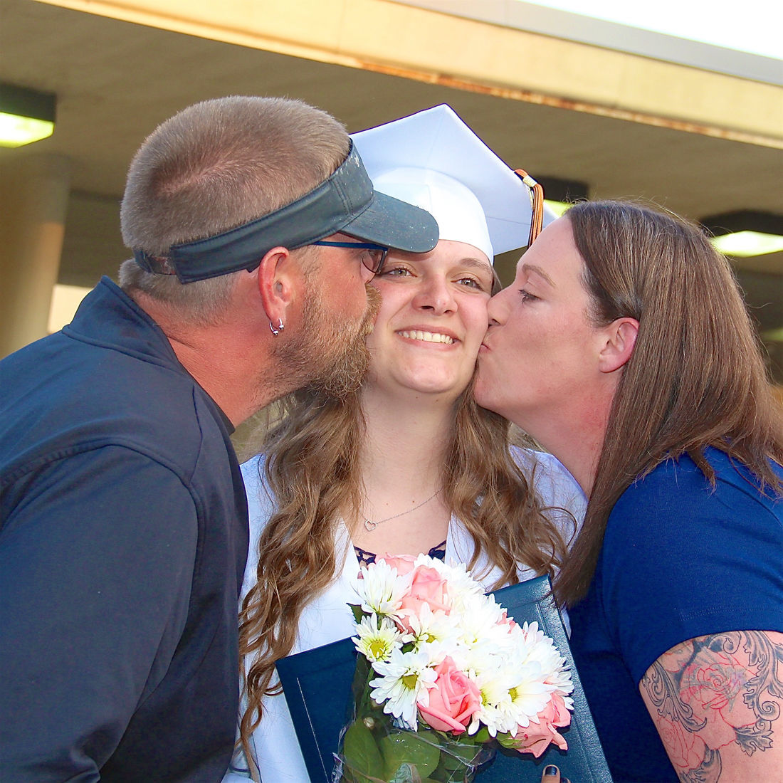 Commencement held for Port Allegany students