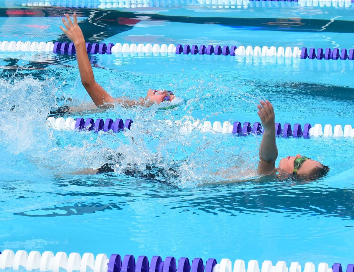 Wellsboro swim team remains undefeated